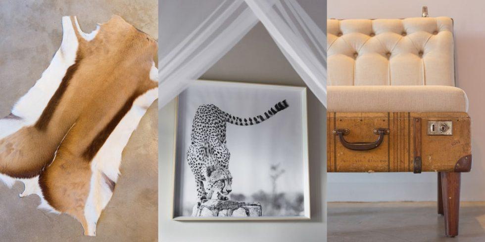Villa Kudu Cheetah Room