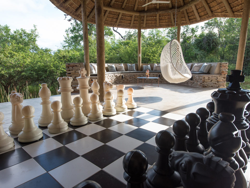 Villa Kudu chess game