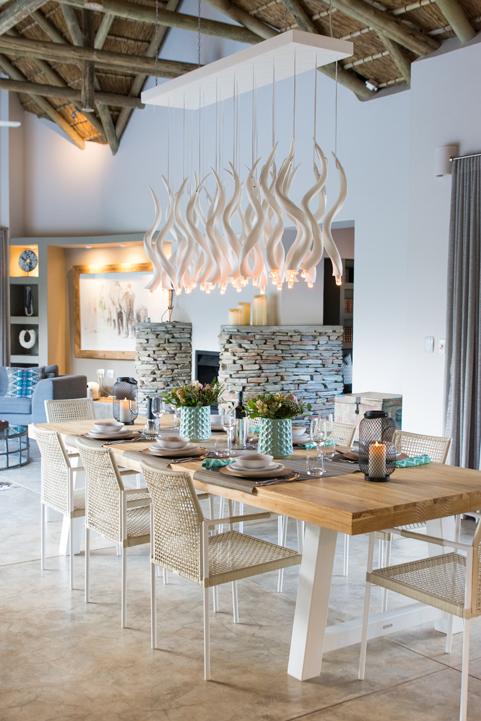 Villa Kudu Dining Room