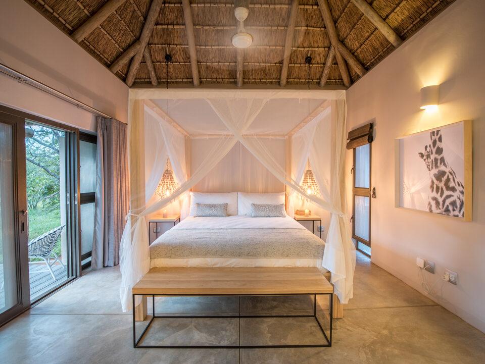 Villa Kudu Giraffe Room