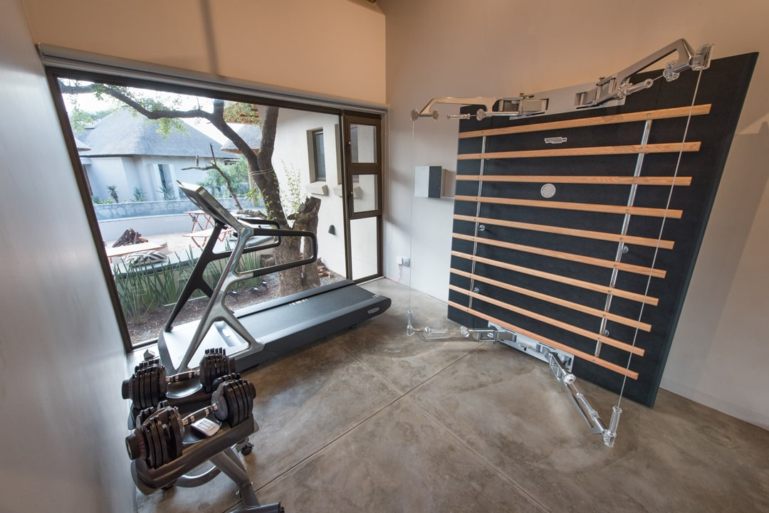 Villa Kudu Gym Room