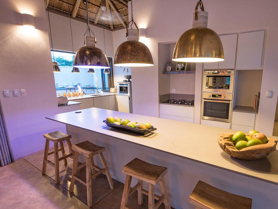 Villa Kudu Kitchen