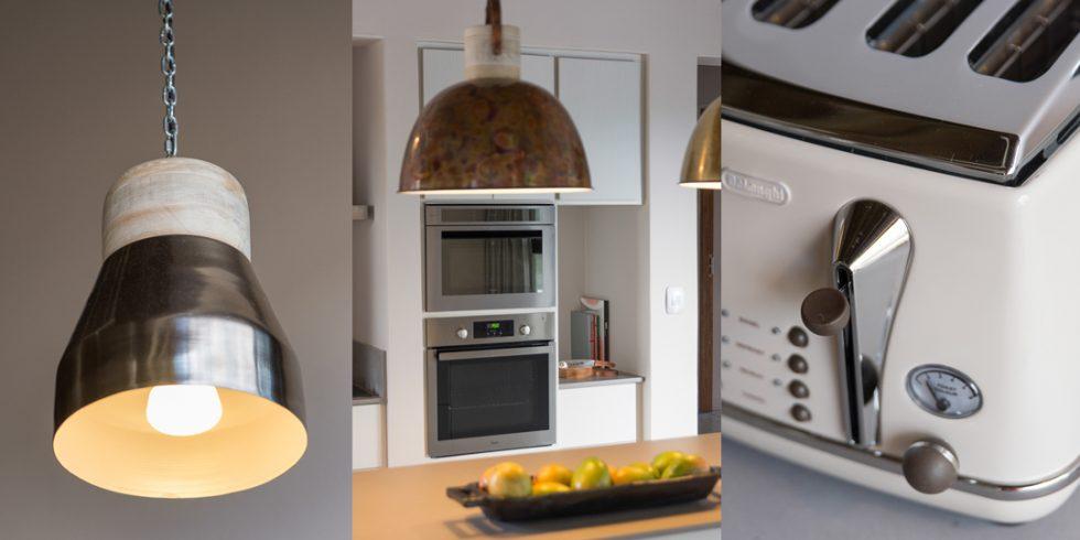 Villa Kudu kitchen details