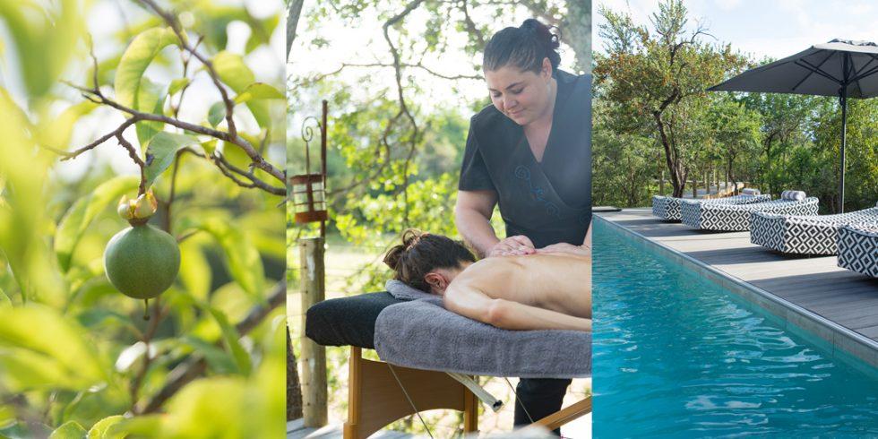 Villa Kudu massages