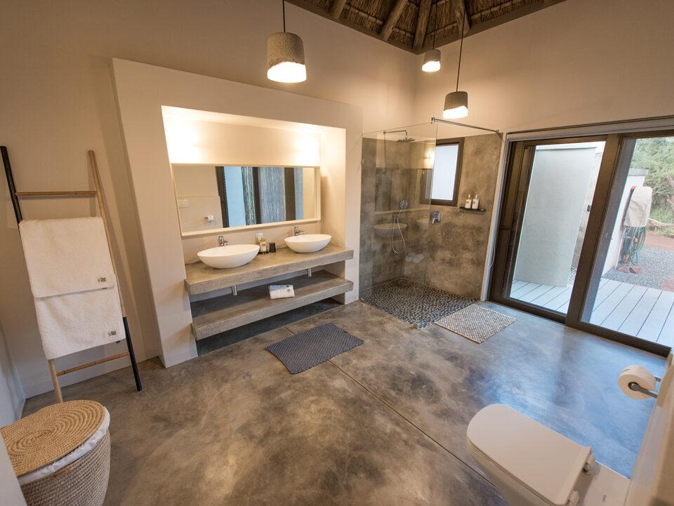 Villa Kudu Master Bathroom