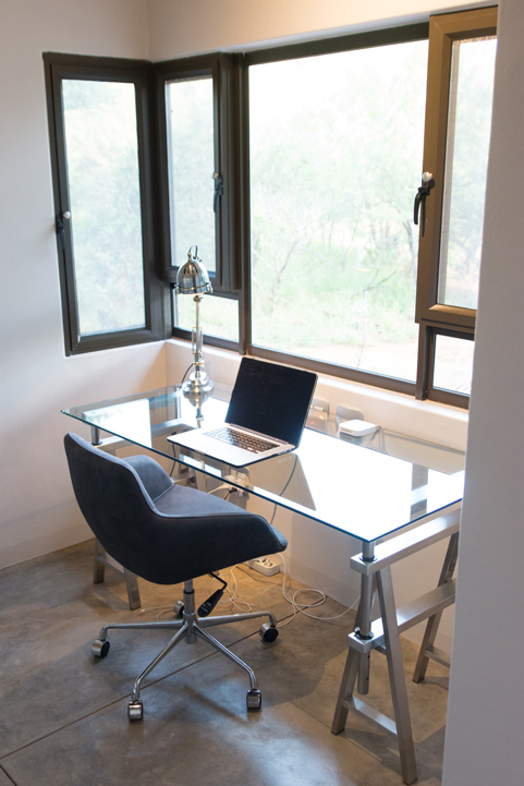 Villa Kudu Master Bedroom study