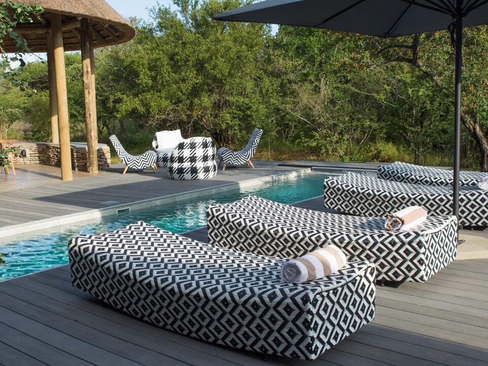 Villa Kudu swimming-pool