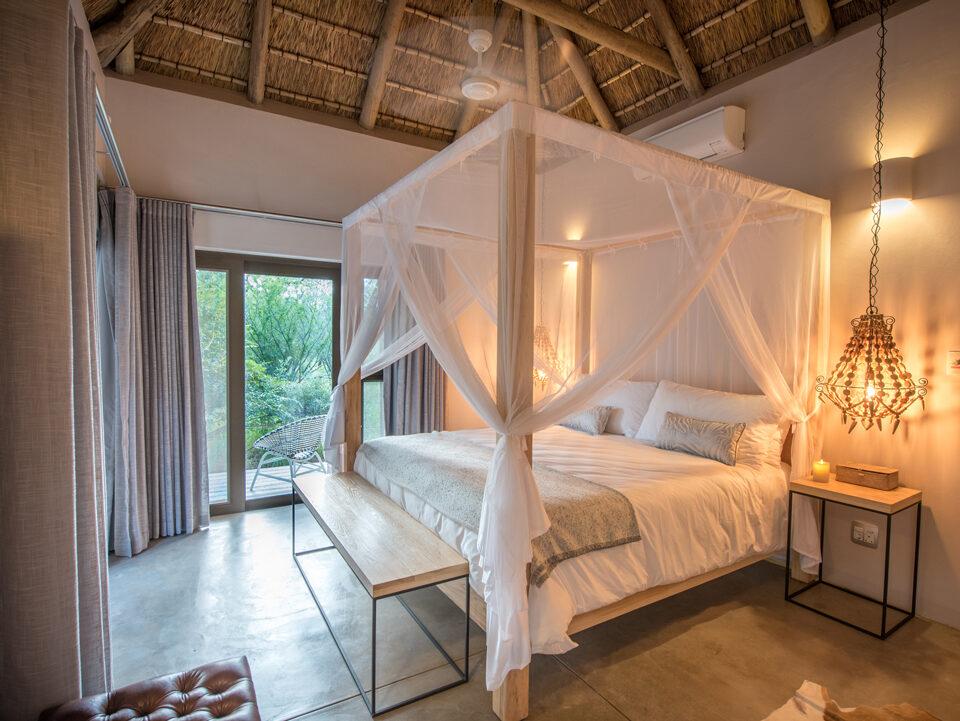 Villa Kudu Zebra Room